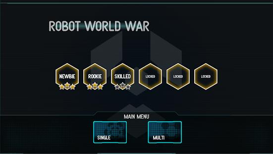 Robot World War screenshot
