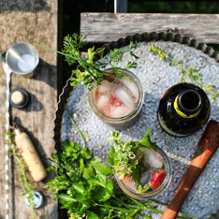 Herbal Homestead Gin & Tonic