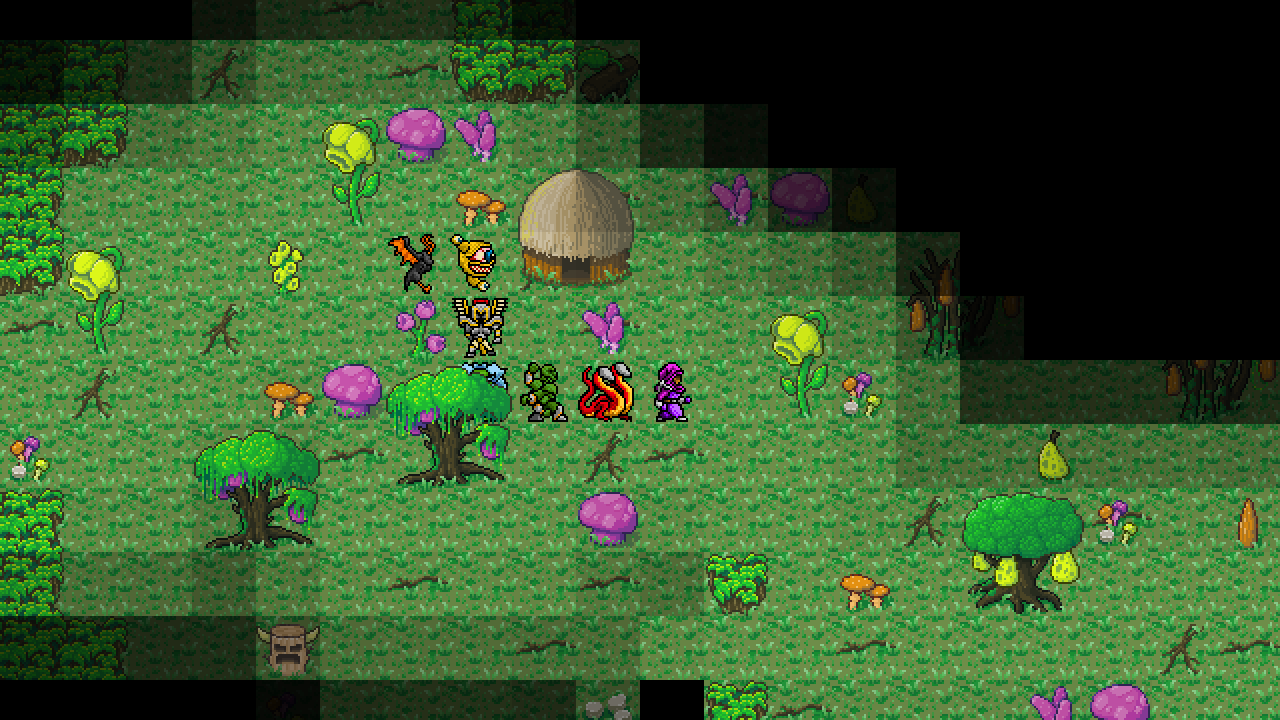 Siralim 2 (Roguelike / RPG)- screenshot