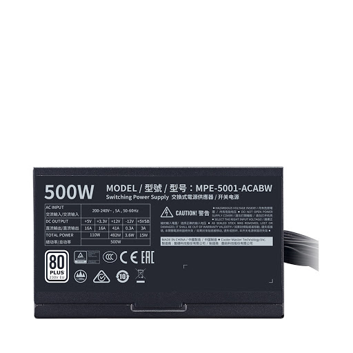 Power CM MWE White 500W V2_3