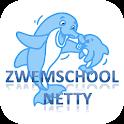 Zwemschool Netty icon