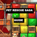 Guide for Pet Rescue Saga icon