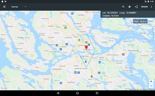 hitta koordinater på karta Karta Koordinater – Appar på Google Play hitta koordinater på karta