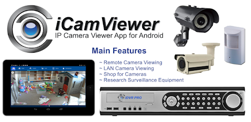 iCamViewer IP Camera Viewer - Apps on Google Play