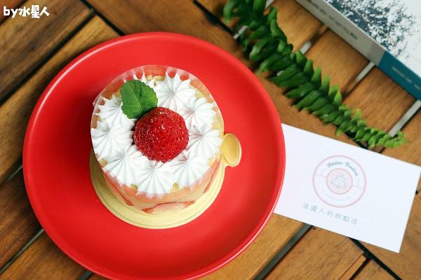 AB法國人的甜點店,來自法國甜點主廚每日限量手作,百元平價的精緻下午茶,母親節蛋糕預購