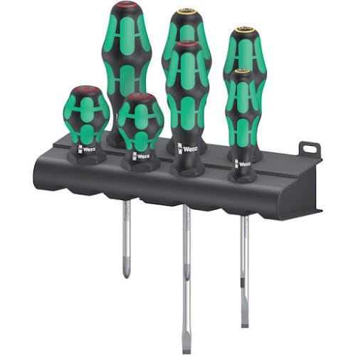 Wera 300/7 Mix 1 Screwdriver Set