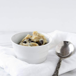 Single Serving Chocolate Chip Cookie Dough
