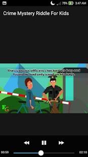 Best Crime Mystery Riddle For Kids - náhled