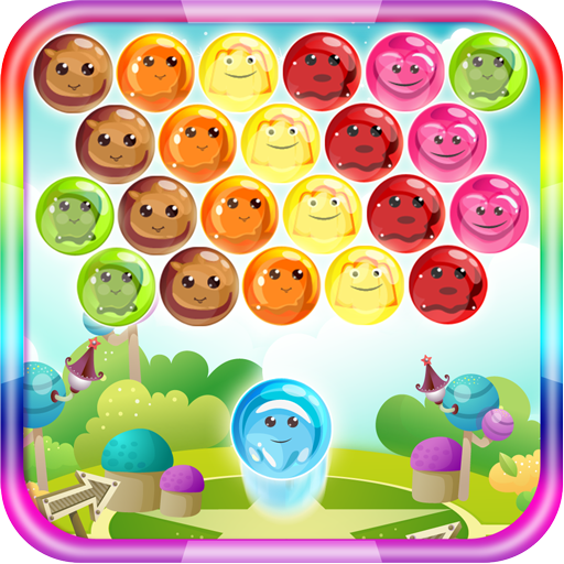 Jelly Candy Bubble Shooter
