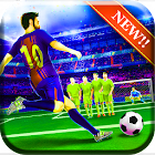 Star Player Penalty Kicks Soccer icon
