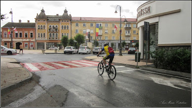 Photo: Str. George Cosbuc - vedere Piata Republicii - 2017.07.12