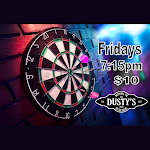 Friday Night Dart Tournament