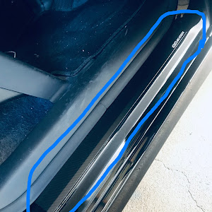 Nボックスカスタム JF1 SSブラックスタイルパッケージのスカッフプレートのカスタム事例画像 どせいさんさんの2018年11月28日23:05の投稿