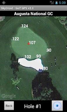 Skydroid - Golf GPS Scorecardのおすすめ画像2