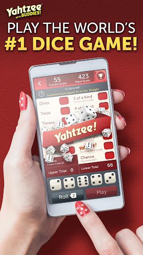 YAHTZEE® With Buddies - Fun Family Dice Game screenshot 1