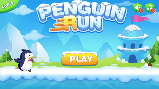 Penguin Run apklade screenshots 1