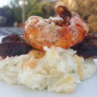 Steak Shrimp And Potatoes Recipes