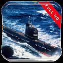 Submarine Surfacing 3D LWP icon