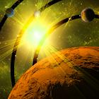 Galaxy Space Simulator 3D Pro: Gravity Orbits icon