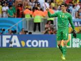 Courtois nominé pour être le gardien du onze FIFPro 2014