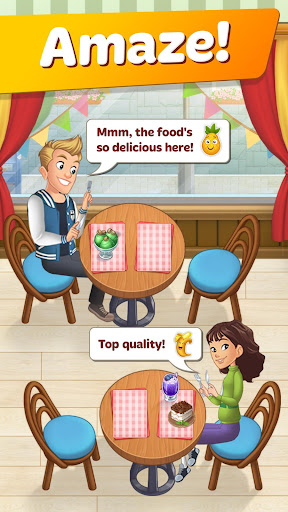 Cooking Diaryu00ae: Best Tasty Restaurant & Cafe Game apkslow screenshots 5