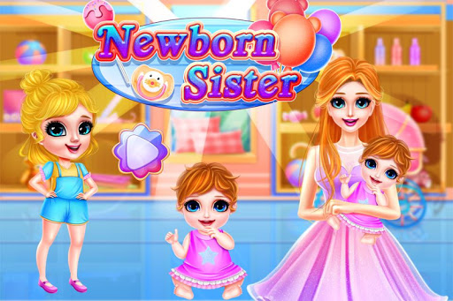 Newborn sister 1.0.2 screenshots 1