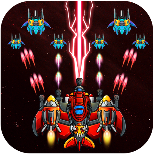 Galaxy Attack : Space Shooter