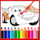 Mcqueen Coloring Pages Mod