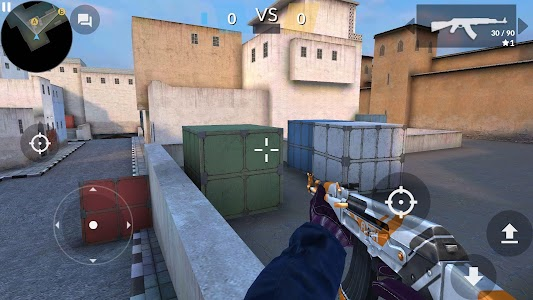Critical Strike CS: Counter Terrorist Online FPS 8.95 (Mod Ammo)