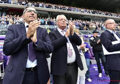 Un groupe d'investisseurs belges a fait une offre pour 60% des parts d'Anderlecht