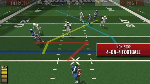 Kaepernick Football screenshot