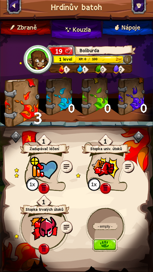 Scratch Wars- screenshot
