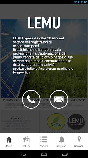 Lemu App