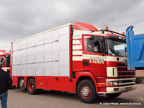 Photo: Truckrun Horst am 15.04.2012: G. Camps