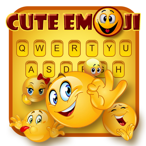 Cute Emoji Smiley keyboard Theme - Apps on Google Play
