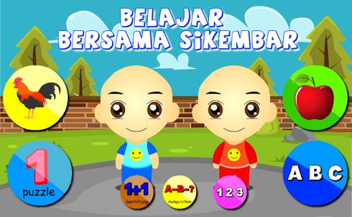 Belajar Bersama Si Kembar screenshot