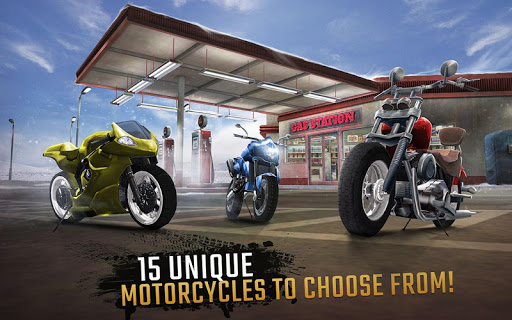 Moto Rider GO: Highway Traffic  captures d'écran 3