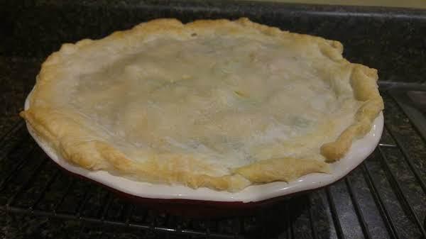 Deep Dish Chicken Pot Pie