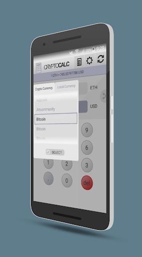 Crypto Currency & Bitcoin Calculator  screenshots 3