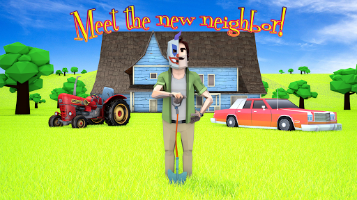 Scary Clown Man Neighbor. Seek & Escape 1.12 Screenshots 9