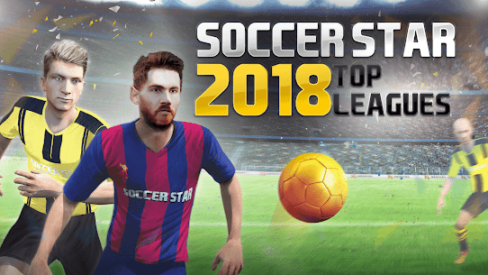Soccer Star 2018 Top Leagues 1.2.1 MOD (Unlimited Money) 6