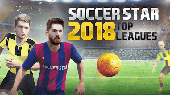 Image result for Soccer Star 2018 Top Leagues Apk