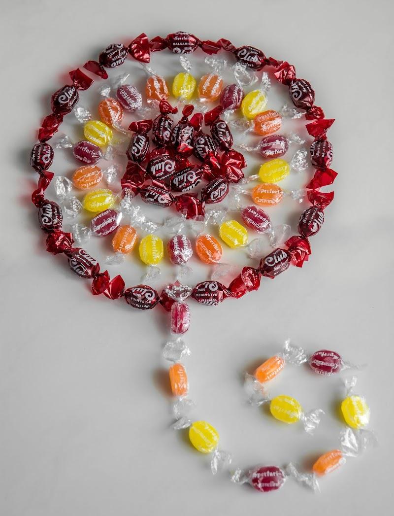 Lecca lecca di caramelle! di Rita.P