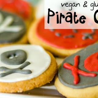 Vegan and Gluten-Free Pirate Cookies