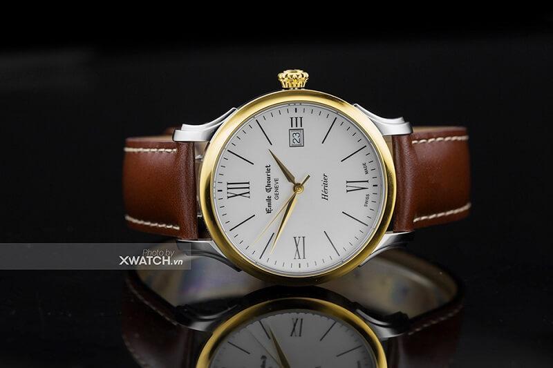 Mua đồng hồ Thụy Sỹ chính hãng