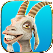 Crazy Goat Rampage Sim 3D