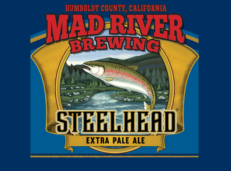 Logo of Mad River Steelhead Extra Pale Ale