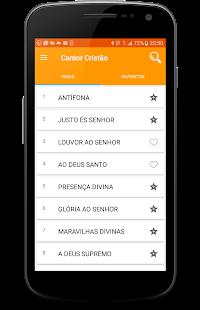 Cantor Cristão - Free - náhled