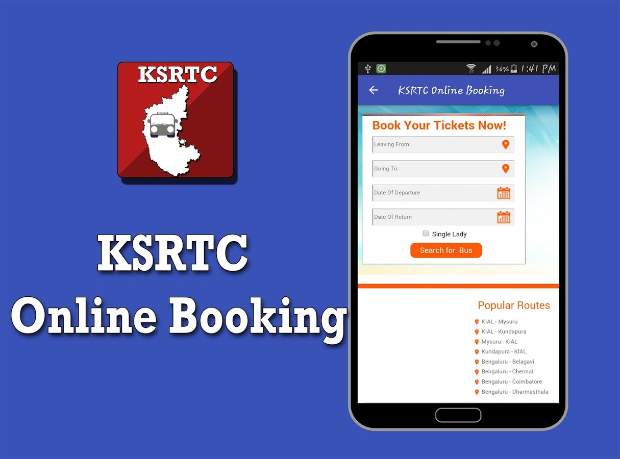 Ksrtc Travels Online Booking