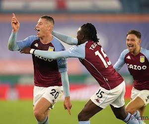 Premier League : Ross Barkley délivre Aston Villa face à Leicester